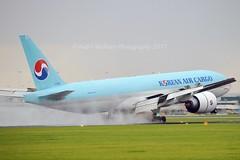 Korean Air Cargo HL8251 Boeing 777-FB5 cn/37639-989 @ Buitenveldertbaan EHAM / AMS 05-11-2017 (Nabil Molinari Photography) Tags: korean air cargo hl8251 boeing 777fb5 cn37639989 buitenveldertbaan eham ams 05112017