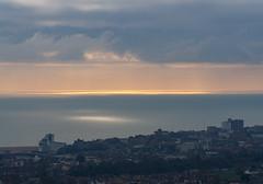 Folkestone seascape (CdL Creative) Tags: folkestone cdlcreative sky kent stevehutchings sea