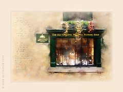 The Old Original Bakewell Pudding Shop.. (sbox) Tags: bakewell derbyshire shops shopfront architecture england textures sbox declanod
