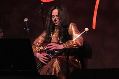 A Celebration of Women in Piping (2020) 04 -  Louise Mulcahy (KM's Live Music shots) Tags: folkmusic ireland irishfolk scottishfolk acelebrationofwomeninpiping louisemulcahy uilleannpipes bagpipes celticconnections royalconcerthall