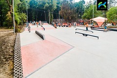 2019 - Concrete skatepark in Chisinau, Moldova # Бетонный скейт парк в Кишиневе (4)