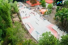 2019 - Concrete skatepark in Chisinau, Moldova # Бетонный скейт парк в Кишиневе (3)