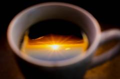 Good morning. (paul henshall) Tags: coffee sunshine sunrise morning