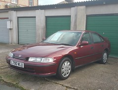 Honda Accord (1994) (andreboeni) Tags: file:md5sum=85f3ff2ba6615f95e30aadae950554be file:sha1sig=12138316425954d33f886d957528ede58469985e honda accord 1994 youngtimer car automobile voiture auto cars automobiles voitures autos automobili