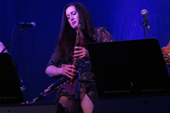 A Celebration of Women in Piping (2020) 07 -  Sheila Friel (KM's Live Music shots) Tags: greatbritain folkmusic irishfolk acelebrationofwomeninpiping bagpipes celticconnections uilleannpipes royalconcerthall scotland sheilafriel