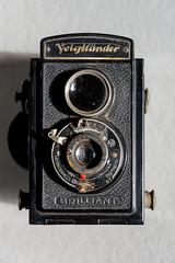 _DSC2345 (durr-architect) Tags: voigtländer brillant twin lens reflex camera metal bakelite finder historic vintage