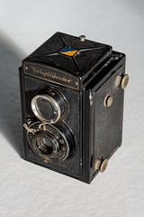 _DSC2344 (durr-architect) Tags: voigtländer brillant twin lens reflex camera metal bakelite finder historic vintage