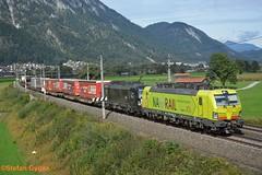 TX Logistik BR 193 559-2, BR 193 670-7 (isebahnverchehr.ch) Tags: txlogistik alphatrains mrce siemens vectron br193 inntal brennerbahn