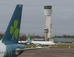 Aer Lingus (Flame1958) Tags: 9859a aerlingus eilrc dublinatc airtrafficcontrol atc dublintower olddublinatctower a321 a321lr a320 aerlingusairbus dublinairport dub eidw 090120 0120 2020