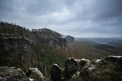 Sächsische Schweiz-4-2 (Eklis273) Tags: landscape landschaft elbsandsteingebirge deutschland germany clouds wolken outdoor sachsen saxony adventure abenteuer sonya6000 samyang view aussicht natur nature