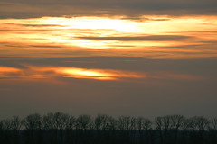 Небо декабря / Sky of December (Владимир-61) Tags: зима декабрь природа небо закат winter december nature sky sunset sony ilca68 minolta75300 ngc natureinfocusgroup