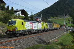 TX Logistik BR 193 551-9, BR 193 556-8 (isebahnverchehr.ch) Tags: txlogistik siemens vectron alphatrains br193 brennerbahn