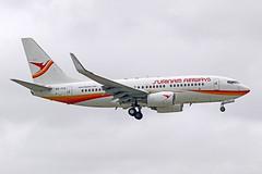 B737-7.PZ-TCS (Airliners) Tags: surinam surinamairways 737 b737 b7377 b737700 b73779l b737ng boeing boeing737 boeing737700 boeing73779l mia pztcs 123019