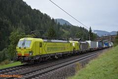 TX Logistik BR 193 553-5, BR 193 556-8 (isebahnverchehr.ch) Tags: txlogistik alphatrains siemens vectron br193 brennerbahn