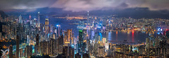 Hong Kong Panoramic (DanielKHC) Tags: hong kong china jardines lookout cityscape panorama nikon z7 ftz nikkor70200mmf28 digitalblending