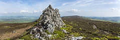 Devil's Chair, The Stiperstones (Keartona) Tags: shropshire stiperstones rocks rocky landscape spring sunshine walk scenery sunny outcrop moors england english panorama panoramic devilschair