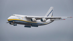Antonov 124 UR-82027, 22/12/2019 (DanishAviation) Tags: antonov antonov124 copenhagenairport cph cphspotter cphairport cargo sonyrx10iv