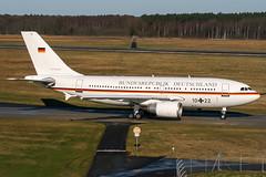 10+22 (PlanePixNase) Tags: aircraft airport planespotting haj eddv hannover langenhagen plane airbus 310 a310 germanairforce luftwaffe