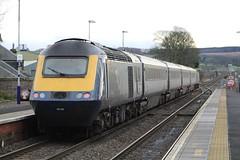 LADYBANK 43139 (johnwebb292) Tags: ladybank fife diesel hst class 43 scotrail 43139
