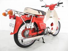 1981 Honda C70-C (KGF Classic Cars) Tags: kgfclassiccars honda c70 c90 c50 roundlight c100ex c100 supercub twostroke fourstroke sportscub aprilia suzuki bike motorbike scooter motorcycle bikesforsale