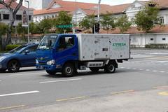 Atfresh (l16812) Tags: singapore lorry leicacl