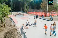 2019 - Concrete skatepark in Chisinau, Moldova # Бетонный скейт парк в Кишиневе (8)