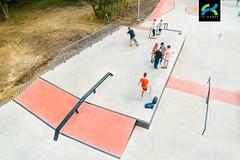 2019 - Concrete skatepark in Chisinau, Moldova # Бетонный скейт парк в Кишиневе (7)