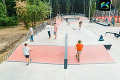 2019 - Concrete skatepark in Chisinau, Moldova # Бетонный скейт парк в Кишиневе (6)