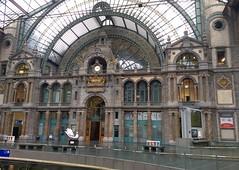 20200123 01 Antwerpen - Station