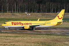 D-AHFR (PlanePixNase) Tags: aircraft airport planespotting haj eddv hannover langenhagen plane boeing 737800 737 b738 tui tuifly hapaglloyd hapagfly