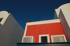 Dettaglio Rosso,Santorini (mirella cotella) Tags: details greece santorini merovigli house colors architectures summer travel places