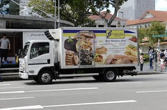 Foodedge (l16812) Tags: leicacl food lorry singapore