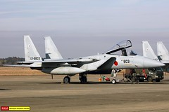 12-8803   F-15J Eagle   JASDF 303 Hikotai (james.ronayne) Tags: 128803 f15j eagle jasdf 303 hikotai aeroplane airplane plane aircraft jet fighter fast military aviation ibr rjah hyakuri canon 80d 100400mm raw open day house air base japanese selfdefense force
