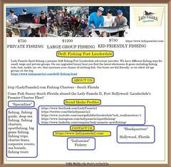 Drift Fishing Charters Fort Lauderdale (Lady Pamela Sportfishing) Tags: lauderdale drift fishing fort