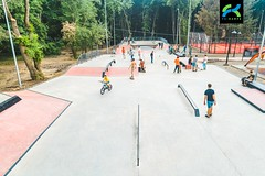 2019 - Concrete skatepark in Chisinau, Moldova # Бетонный скейт парк в Кишиневе (5)