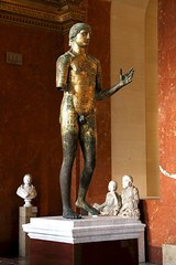 IMG_9418 (Pataclic) Tags: apollon auguste bronze denone lillebonne louvre musee normandie rome salle
