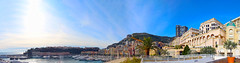 Monaco Panorama (Wormey) Tags: 2020 monaco montecarlo canon650d photoshopped stitchedpanorama