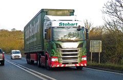PO17UYS (47604) Tags: po17uys h5018 eddie stobart scania lorry truck