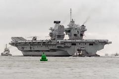 IMG_3577aa_DxO   *** Best viewed full screen *** (alanbryherhowell) Tags: navy royal carrier aircraft solent elizabeth queen hms