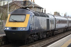 LADYBANK 43146 (johnwebb292) Tags: ladybank fife diesel hst class 43 scotrail 43146