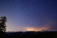 DSC09660 (Ludo M) Tags: vercors isère night milkyway longexposure sonyilce7rm3 laowa12mmf28zerod corrençon winter snow mountains alps