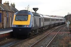LADYBANK 43132 (johnwebb292) Tags: ladybank fife diesel hst class 43 scotrail 43132