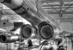 Hot End-CF101 Voodoo (cwkjwhwu7) Tags: airplane voodoo jet museum winnipeg