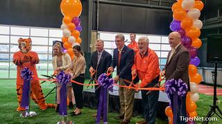 Clemson Softball Ribbon Cutting and Facilities Tour Photos
