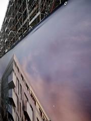 Der Neubau. / 22.01.2020 (ben.kaden) Tags: berlin tiergarten kurfürstenstrase 2020 22012020