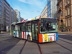 Irisbus Citelis 12 - Multiplicity 235 (Pi Eye) Tags: irisbus iveco citelis citelis12 luxembourg avl vdl multiplicity rtgr letzebuerg bus