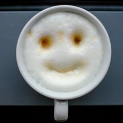 enjoy the weekend! (Werner Schnell Images (2.stream)) Tags: ws weekend smile kaffee cappucc milchkaffee zucker coffee ikea