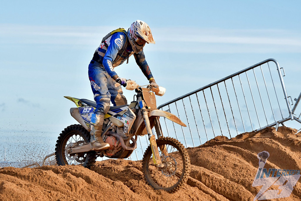 Alex Owen, 2019 AMCA Skegness Beach Motocross, Vets (40+) Sprint Race, 9th November