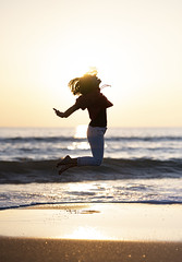 Jumping on sunset (Zion_81) Tags: beautiful beauty cool cute eyes fashion follow followme friends fun girl girls hair hot igers instagood instagramers kik lady love me photooftheday picoftheday pretty smile style swag sweet tagsforlikes tflers