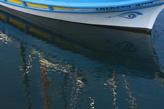 Ripples (Damian Gadal) Tags: nautical santabarbara california harbor reflections